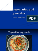 Food Presentation and Garnishes PPT