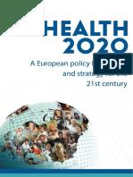 Health 2020 Long