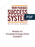 PPSS Module 2 Client Examples Handout