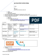 sugar smart brief  students version