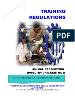 TR - Animal Production (Poultry-Chicken) NC II.doc