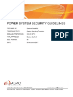 SO_OP_3715 - Power System Security Guidelines