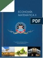 Apuntes de Economía Matemática II