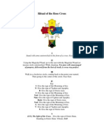 Golden Dawn - Ritual of the Rose Cross
