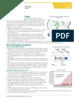 Wind Energy Factsheet CSS07-09