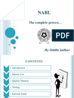 NABL - Complete Process