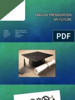 Presentación de Inglés