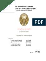 Generacion de Residuos solidos del Centro Medico Daniel Alcidez Carrion de la Ciudad de Ayacucho