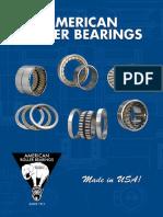 Barmex American Roller Bearings Rodamientos