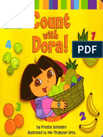 Count With Dora! (Dora the Explorer) - Phoebe Beinstein
