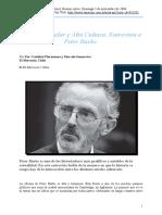 ENTREVISTA A PETER BURKE. La cultura popular.pdf