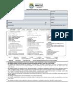 Formulário SEDET v.2