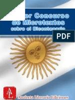 Primer Concurso de Microtextos sobre el Bicentenario