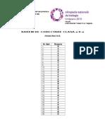2010 Biologie Etapa Nationala Barem Clasa a X-A 0