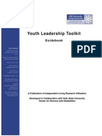 ILRU Youth Leadership Toolkit Guide