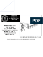 Air Force Field Guide for Inspecting Electrical
