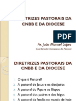 Diretrizes Pastorais - ECC