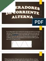 Generador de Corriente Alterna1