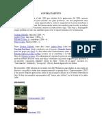 Contracuarteto (Curriculum)