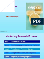Marketing Research Ch 3