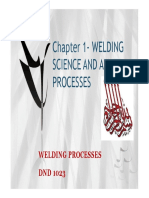Chapter 1- Welding Science and Allied Processes Ndt