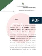 Texto completo de la Resolución de Claudio Bonadio sobre causa AMIA