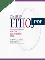 Uso de Indicadores Específicos de RSE Para PyMEs_ Los Indicadores de Ethos