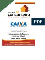 DocGo.net-Apostila CEF 2015 - Redação Oficial - Maria Tereza