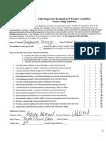 512 evaluation form