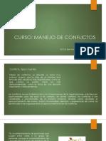 2. Conflictos, Tipos y Fuentes.