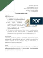 Glosario PIAGET