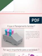 Modelo Pitch Aplicativo Para Planejamento Familiar