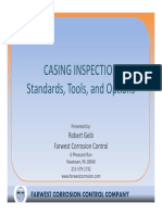 Casing Inspection
