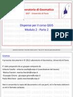 Slide Corso Qgis Mod2 Parte2