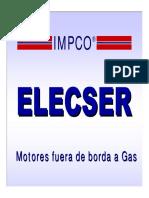 Presentación IMPCO Fuera Borda