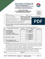 ICATION FORM W EXAMINATION.pdf
