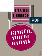 Lodge, David - Ginger, You'Re Barmy (Vintage, 2011)