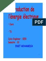 Production d Energie