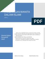 Pandangan Wanita Dalam Islam