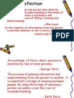 Communication Introduction