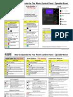 Autronica Operator's Handbook