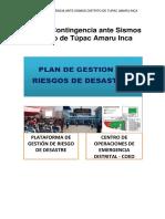 Plan de Contingencia Ante Sismos Distrito Tupac Amaru Inca.pdf