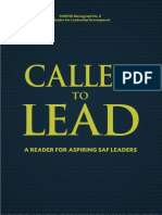 Called to Lead - Web Distro