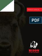 Bison Catalog