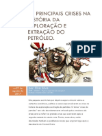 Crises Do Petroleo