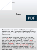 Lec 5 - Beams