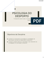 Aula1 Psicologia Do Desporto