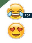 emojins impresión