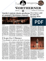 The Northerner | Volume 59 | Issue 3