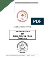 GB+IV+-+12+DOCUMENTACION+del+Orden+Intero+y+los+servicios